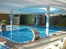 bazén interiérový - hotel