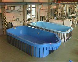 bazén výroba
