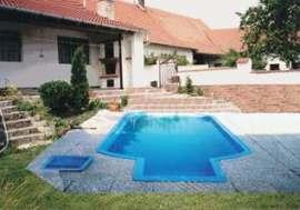 laminátový bazén Caribik